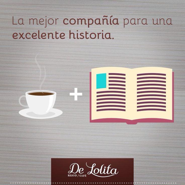 Un buen #capuchino y un bien #libro mezcla perfecta @delolitallanogrande