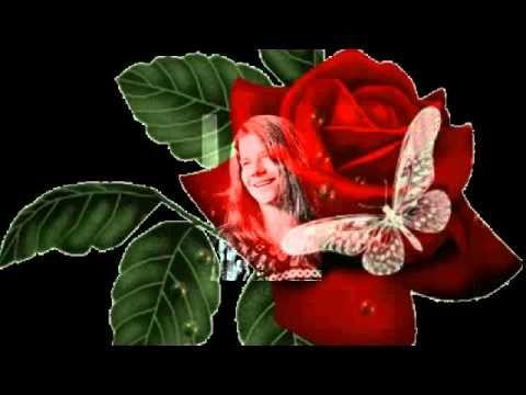 Janis Joplin-The Rose.