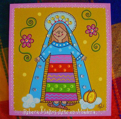 Virgen Medalla Milagrosa   Flickr - Photo Sharing!