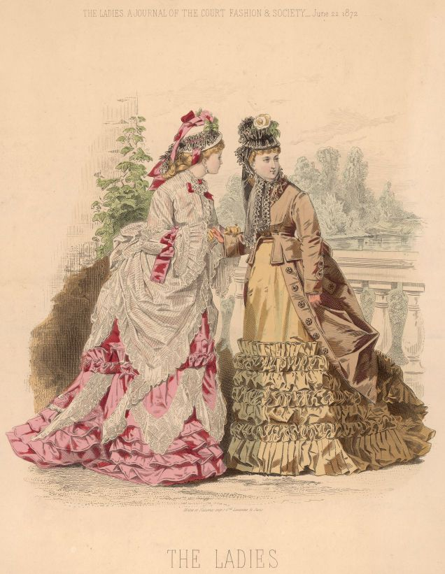 The Victorian Age History of Fashion and Costume