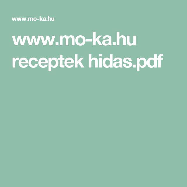 www.mo-ka.hu receptek hidas.pdf