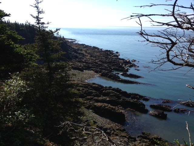 ActiveTravels | 5 Favorite Travel Days in 2014 - Bathed in Tranquility on New Brunswick's Grand Manan Island