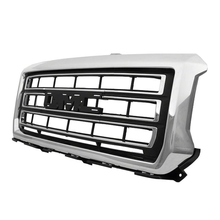 NEW GM1200687 2014-2015 FITS GMC SIERRA 1500 GRILLE CHROME