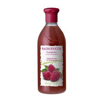 Lampone  - Bagnodoccia con succo di Lampone (250 ml)