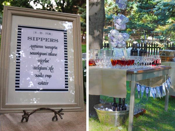 Pin by karalea richards on baby shower ideas pinterest for Baby shower bbq decoration ideas
