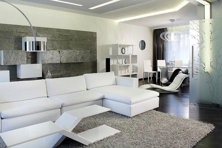 Современные ковры и ковровые покрытия в интерьере – стильно, уютно и кра...