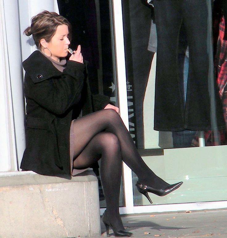 Dont smoke!!! | czarne rajstopy | Pink socks, Black ...