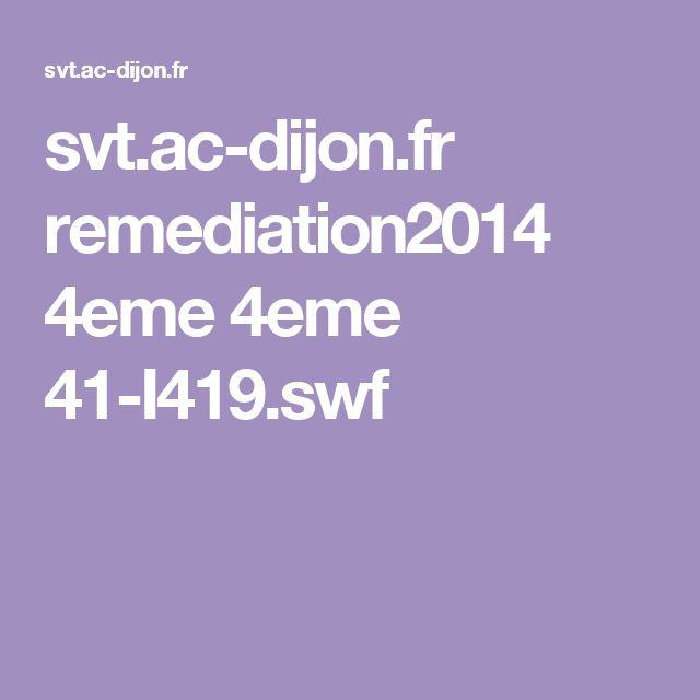 svt.ac-dijon.fr remediation2014 4eme 4eme 41-I419.swf