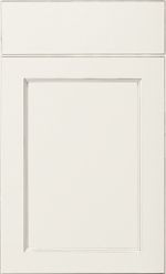 ** Mid Continent Cabinetry  Parker maple white