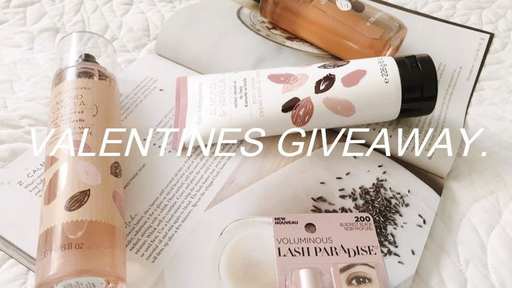 VALENTINE'S DAY GIVEAWAY 2018