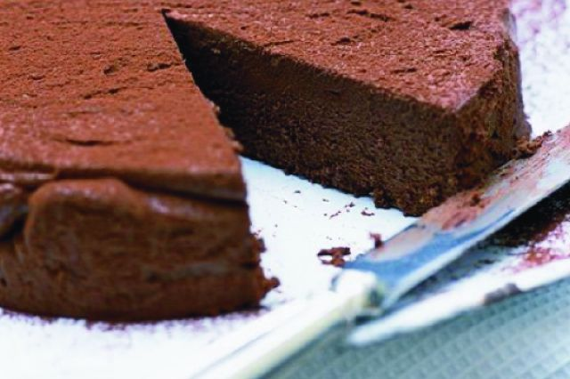 Čokoládový lanýžový dort | Apetitonline.cz