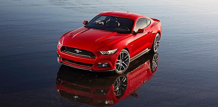 View Pictures of Vintage Ford Mustangs: 2015 Ford Mustang GT