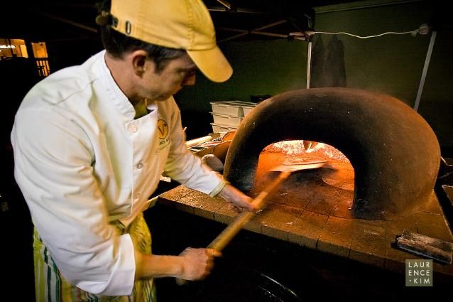 Catering: Mobile Wood Fired Pizza