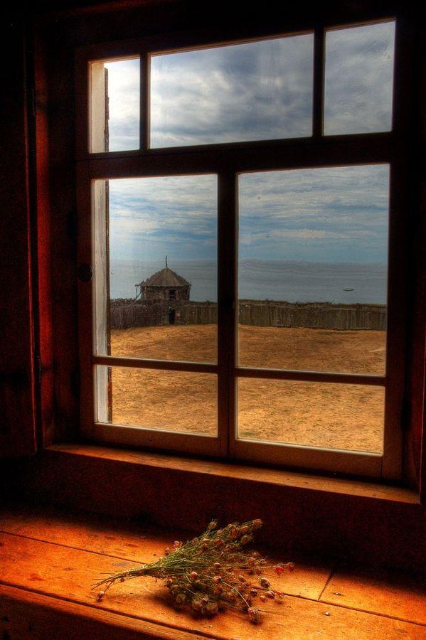 Fort Ross Window by John Klingel on 500px