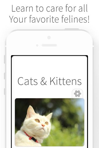 Own a cat? Looking to get one? Or are you just looking to learn as much as you can about how to best take care of them? Discover all the necessities for training, food and proper caring for your kitty cat with the Cats & Kittens uKnowMo app. <p>Learn all about: <br>● How to take care of them <br>● How to be a responsible owner <br>● Temperaments and behavior <br>● Health and veterinary care <br>● Common sicknesses and diseases <br>● House training <br>● Dealing with aggression <br>● Toys and…