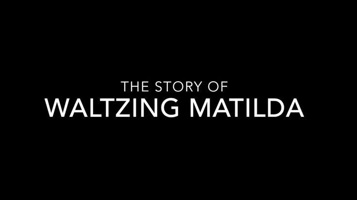 Waltzing Matilda copy