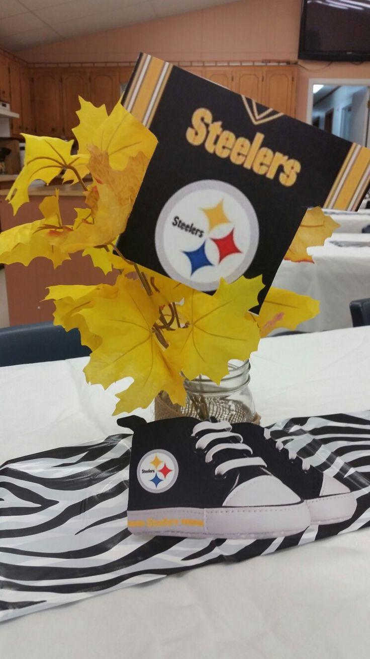 80 best Steelers Babyshower ideas images on Pinterest | Shower ...