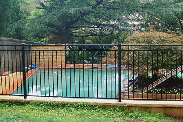 Tubular Pool fencing gives a rustic look to the pool with a variety of designs, which can be chosen as per requirement. Fencing Manufacturers fulfil all fencing requirements such as pool fencing, privacy screen, gates, security fencing, etc.