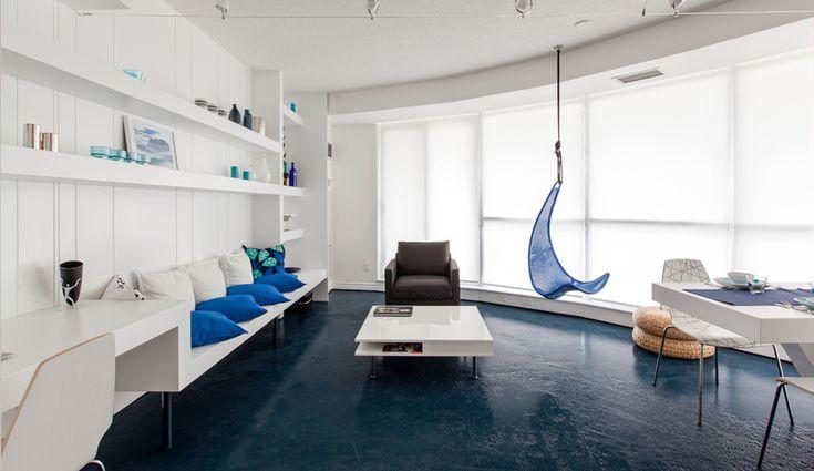 An Arty Apartment in Toronto | azuremagazine.com