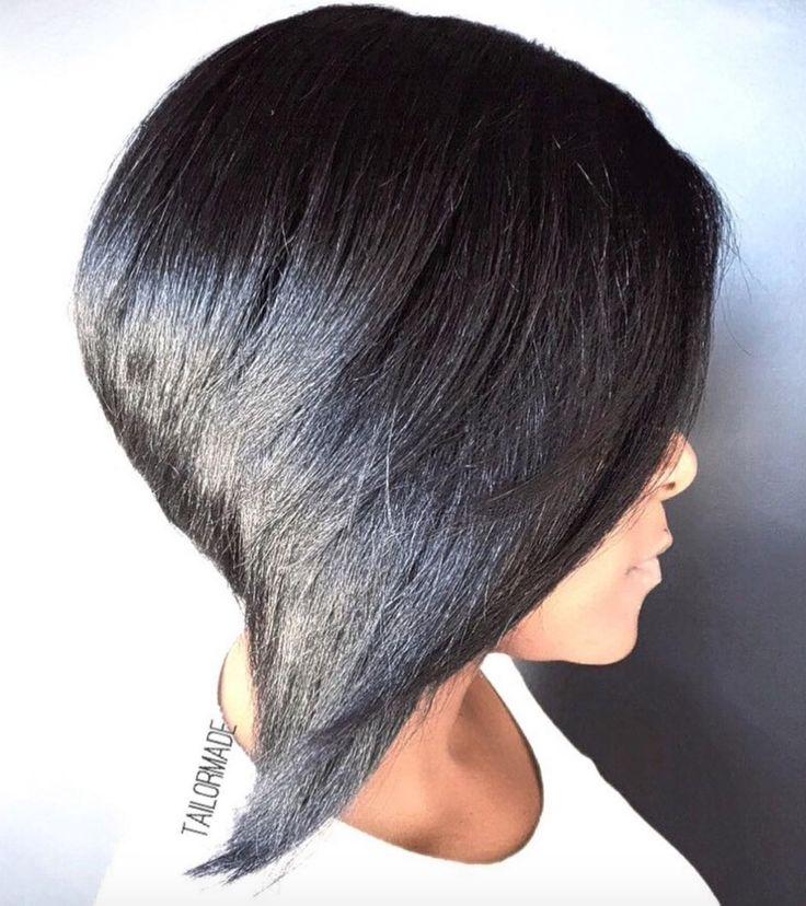 Marvelous 1000 Ideas About Black Bob Hairstyles On Pinterest Black Bob Short Hairstyles For Black Women Fulllsitofus