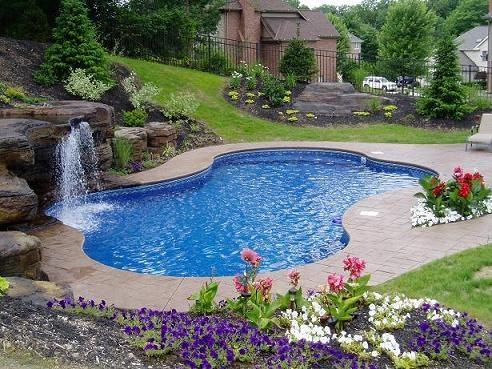 25 beste idee n over droom zwembaden op pinterest grot zwembad zwembaden en zwembaden - Terras van droom ...