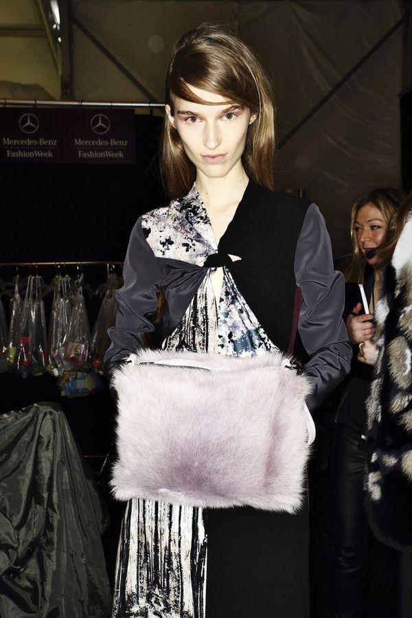 BCBG MAX AZRIA Fashion Show, more backstage pics here http://sonnyphotos.com/2014/02/bcbg-max-azria-aw14-15-fashion-show-new-york-backstage
