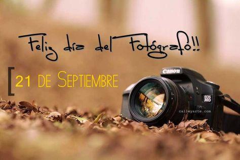 Día del fotógrafo Argentino
