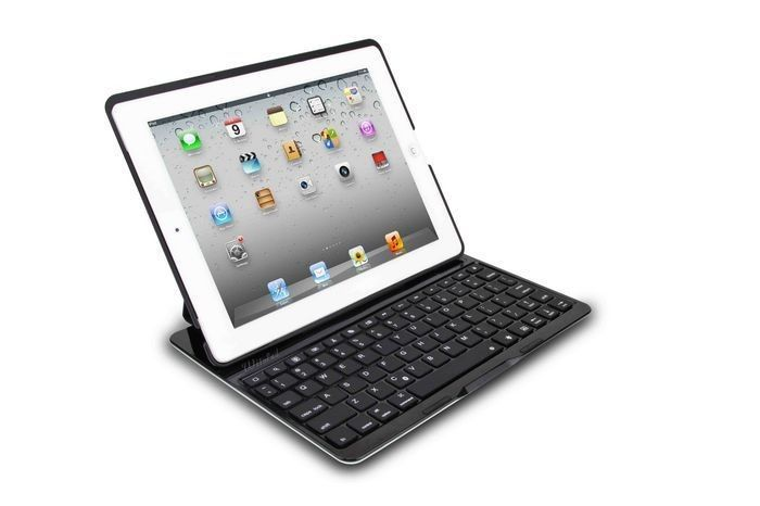 Ultra Kee Ultrathin Keyboard Cover met Backlight Toetsenbord iPad 2/3/4