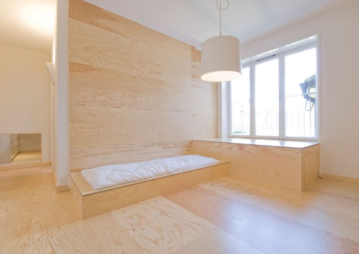 plywood interior