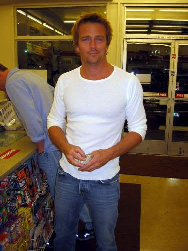 Sean Patrick Flanery -so sexy