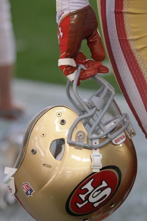 49ers Photo Collections: Rare Player Images