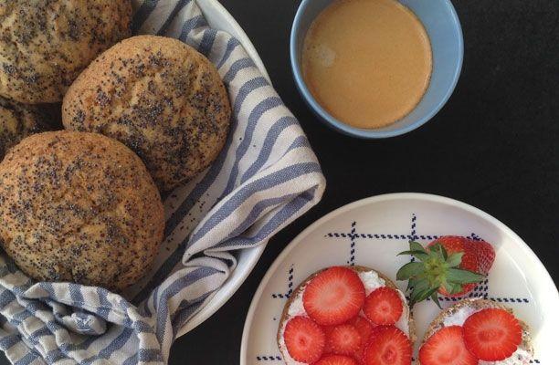 7 opskrifter på brød uden mel