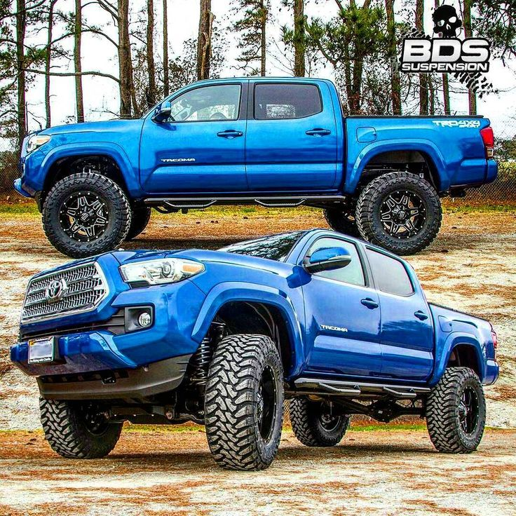212 Best Toyota 4x4 Gen1 Images On Pinterest: 25+ Best Ideas About Lifted Tacoma On Pinterest