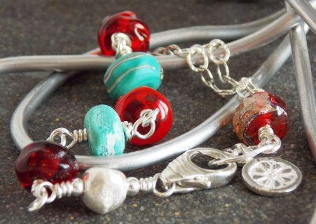 Cherry Mint Bracelet