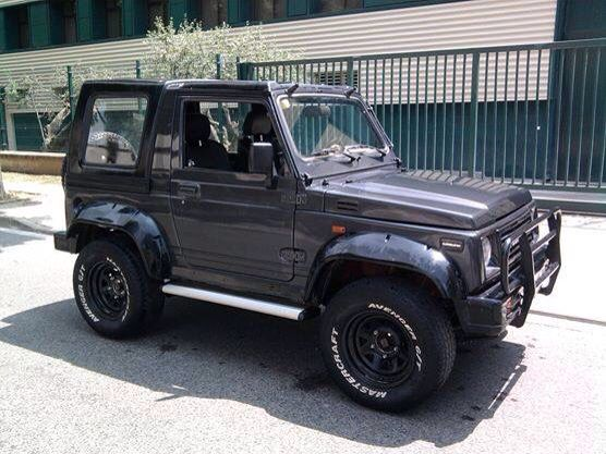 X Suzuki Samurai D