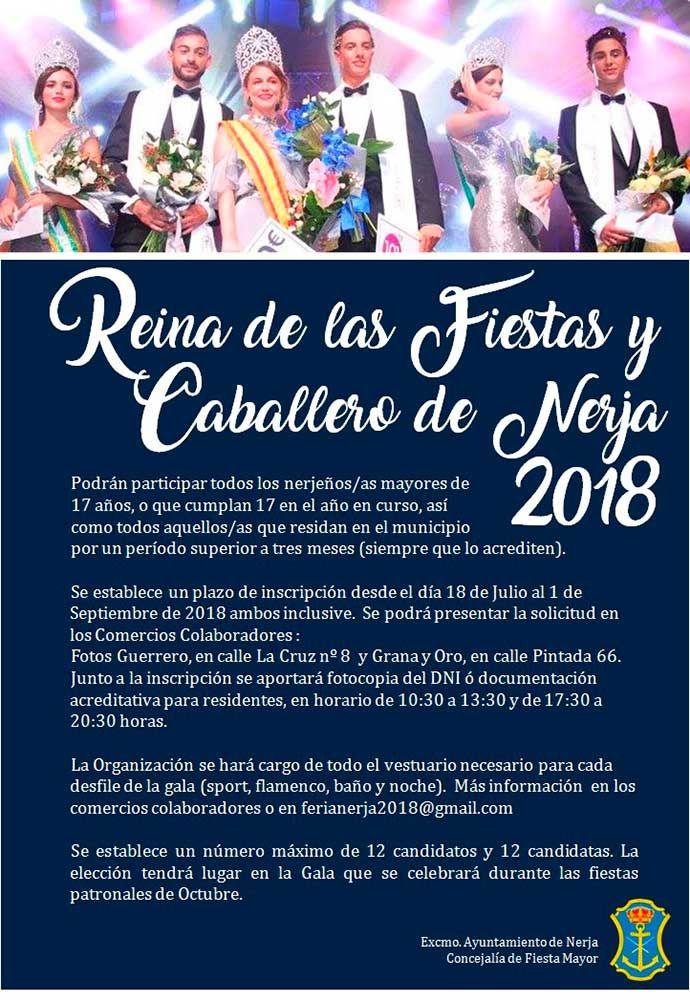La concejalía de Fiesta Mayor del Ayuntamiento de Nerja 9c8fe6f0b8635