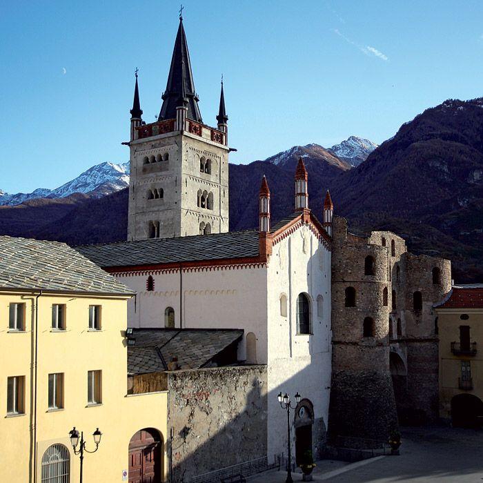Cattedrale di San Giusto   ValleSusa Tesori