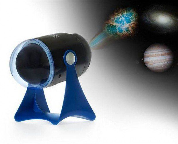 bedroom planetarium projector