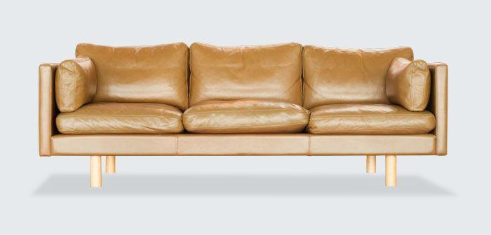 Madrid Taupe Beige Ultra Modern Living Room Furniture 3: Dansk Sofa Dansk Design 3 Pers Sofa Model Skagen Eg Og