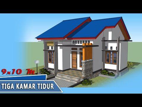 Rumah Ukuran 6x8 2 Kamar