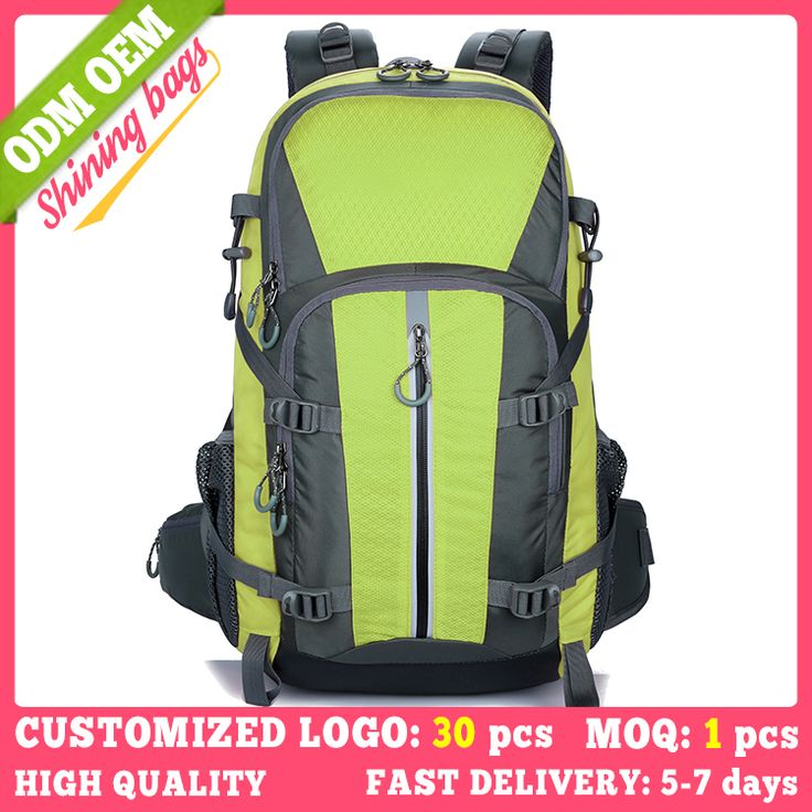 High Quality 45L Outdoor Travel Bag China Factory Production Tool Bag Backpack Hiking