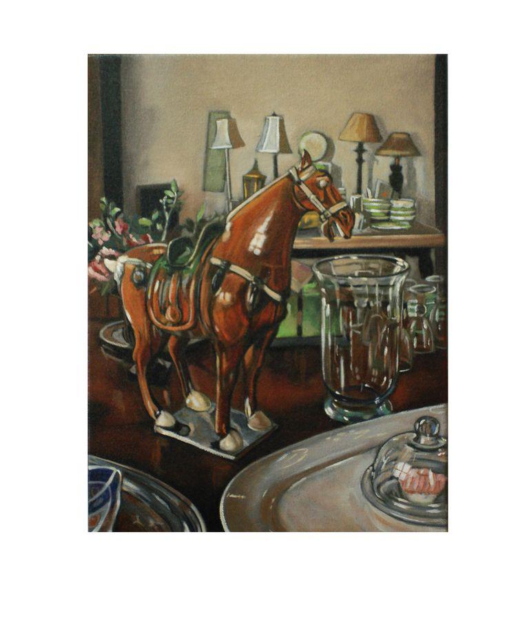 Paul Birchall at Dorpstraat Galery Stellenbosch