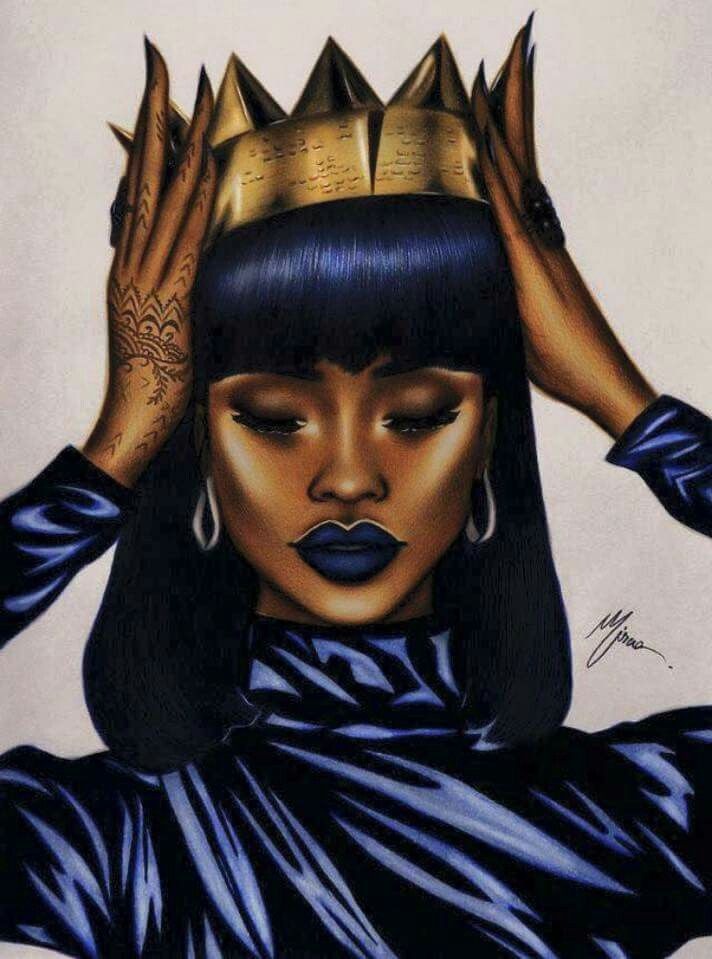 25+ best ideas about Black Queen on Pinterest Black love art, Black art pictures and Natural