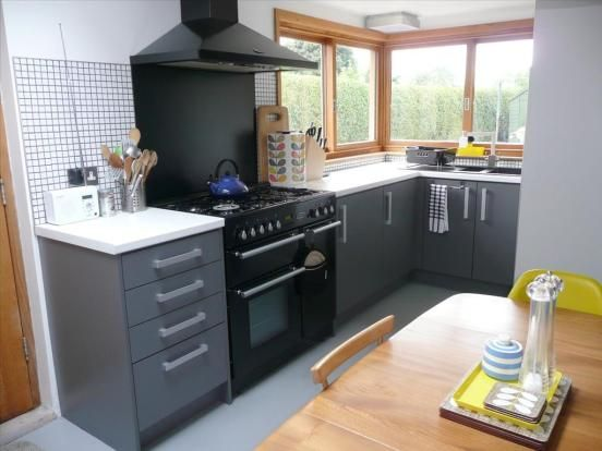 Stunning Grey kitchen