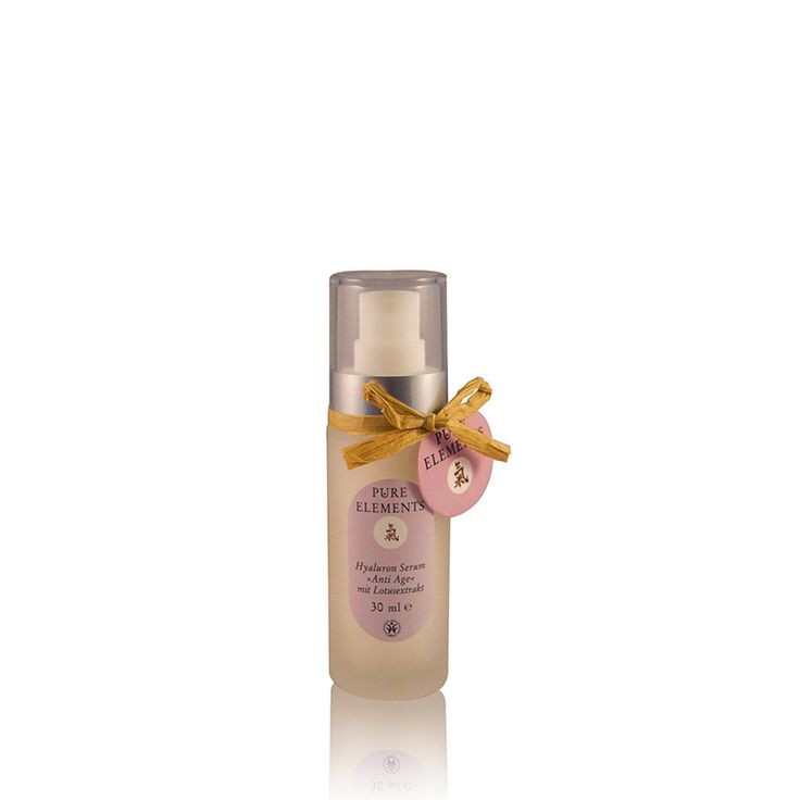 Pure Elements Hyaluron Serum Anti-age (20ml)  http://www.purelements.nl/product/hyaluron-serum/