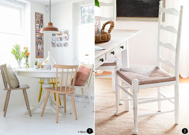 17 mejores ideas sobre mesas de cocina pintadas en pinterest ...