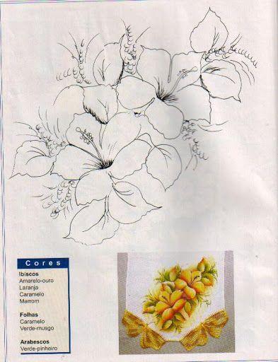 Pintura em Tecido nº 28 - Rosemary Lourenço de Oliveira Santos - Álbuns da web do Picasa