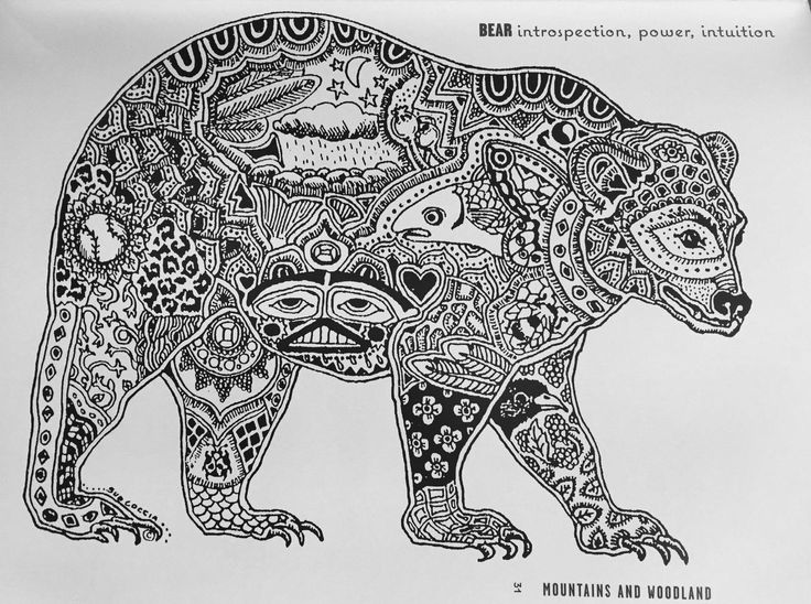Adult Coloring Book Color Yourself to Calmness And
