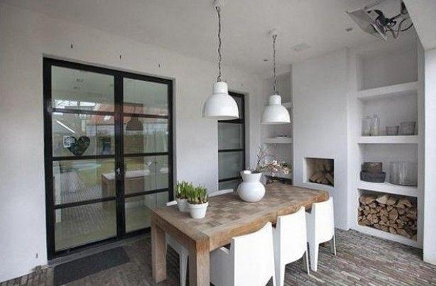 88 beste afbeeldingen over kozijnen deuren en luiken op pinterest ramen terrasdeuren en - Keuken verandas ...