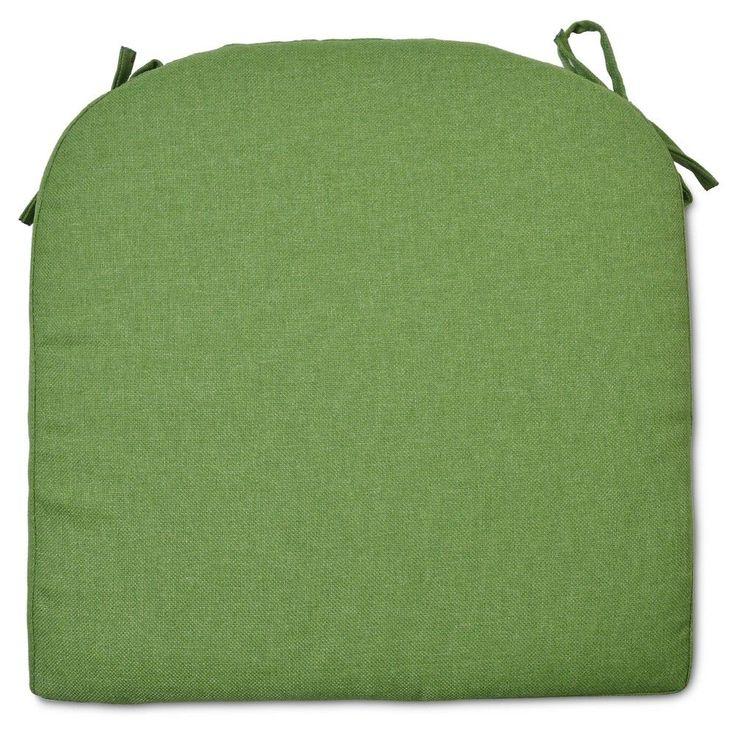 Round Back Seat Cushion -